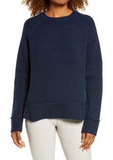 Sweaty Betty Elevate Wool Blend Sweater