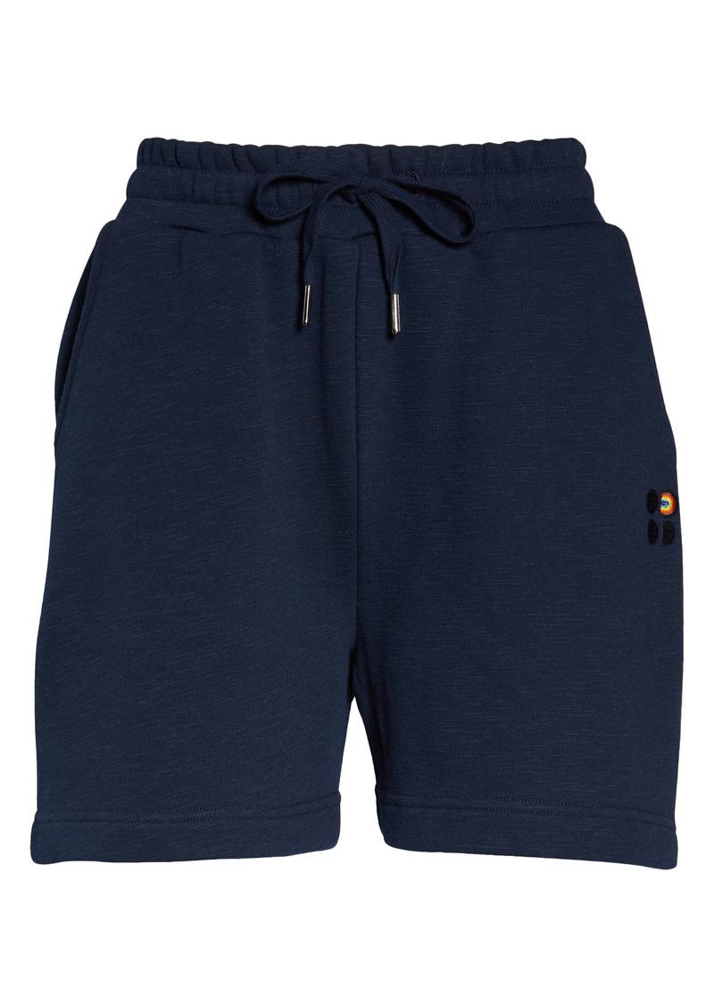 Sweaty Betty Essentials High Waist Longline Sweat Shorts
