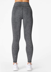 Sweaty Betty Flatter Me Jacquard High Waist Workout Leggings