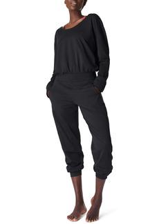 Sweaty Betty Gary Long Sleeve Jumpsuit