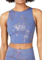 Sweaty Betty Goddess Workout Crop Top