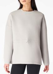 Sweaty Betty Grace Toggle Crewneck Sweatshirt