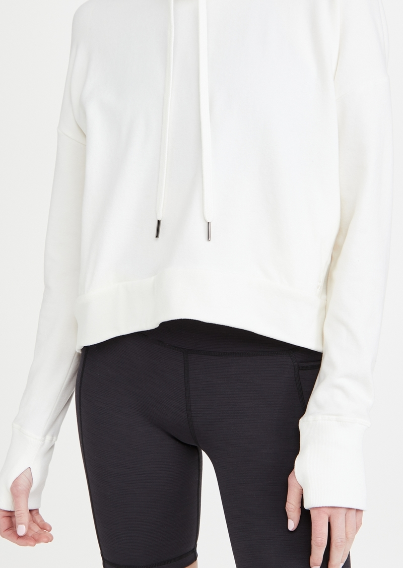 Sweaty Betty Harmonize Luxe Fleece Sweatshirt