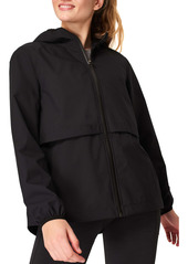 Sweaty Betty Pack It Up Water Resistant Hooded Jacket