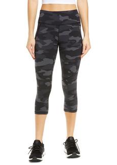 Sweaty Betty Power Workout Crop Pocket Leggings