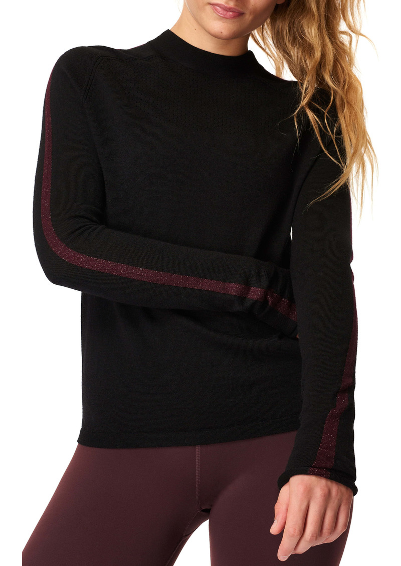 Sweaty Betty Rebel Merino Wool Sweater