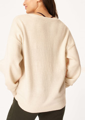 Sweaty Betty Recline Wool V-Neck Sweater