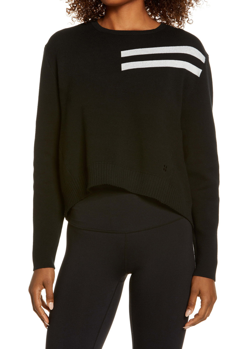 Sweaty Betty Serenity Crewneck Sweater