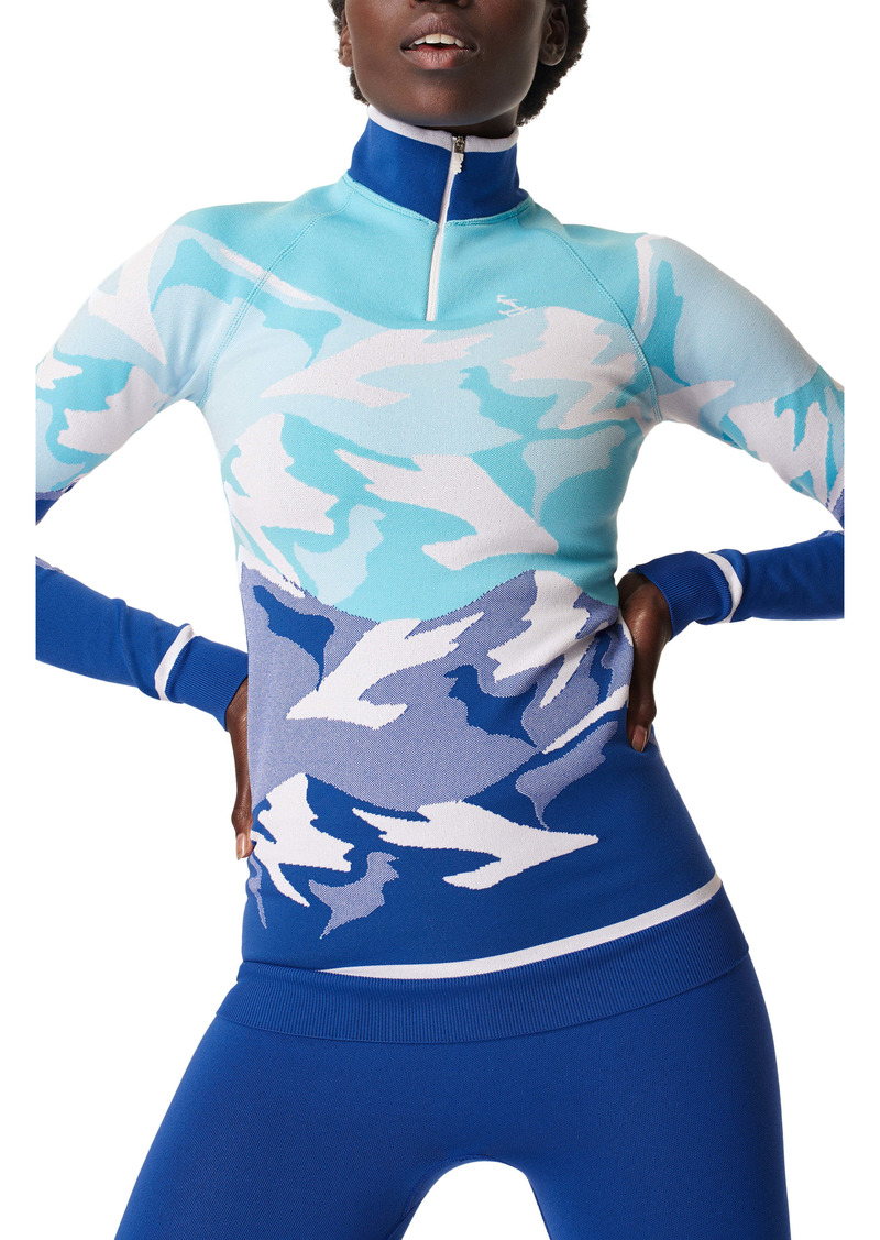 Sweaty Betty Ski Base Layer Pullover