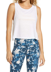 Sweaty Betty Summer Crop Tank