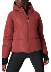 Sweaty Betty Switch Reversible Down Puffer Jacket