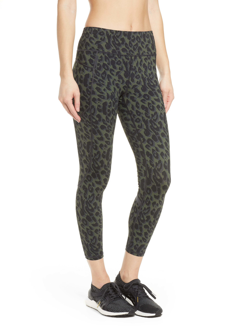 Sweaty Betty Zero Gravity Pocket 7/8 Run Leggings