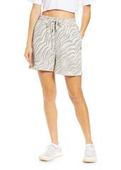 Women's Sweaty Betty Essentials High Waist Longline Sweat Shorts