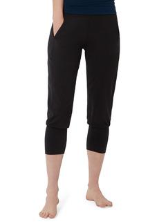 Women's Sweaty Betty Garudasana Crop Yoga Trousers