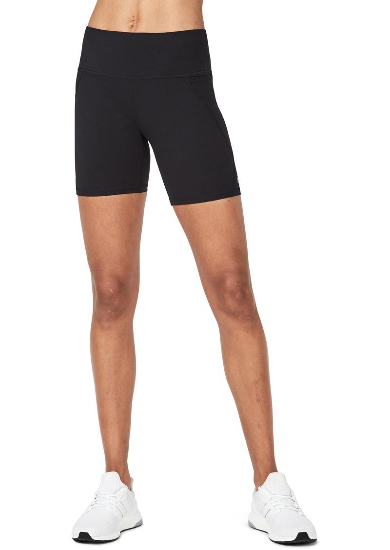 Women's Sweaty Betty Power Workout Bike Shorts