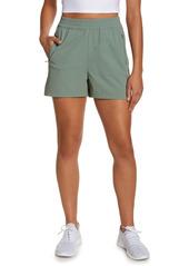 Women's Sweaty Betty Summit Water Resistant Hiking Shorts