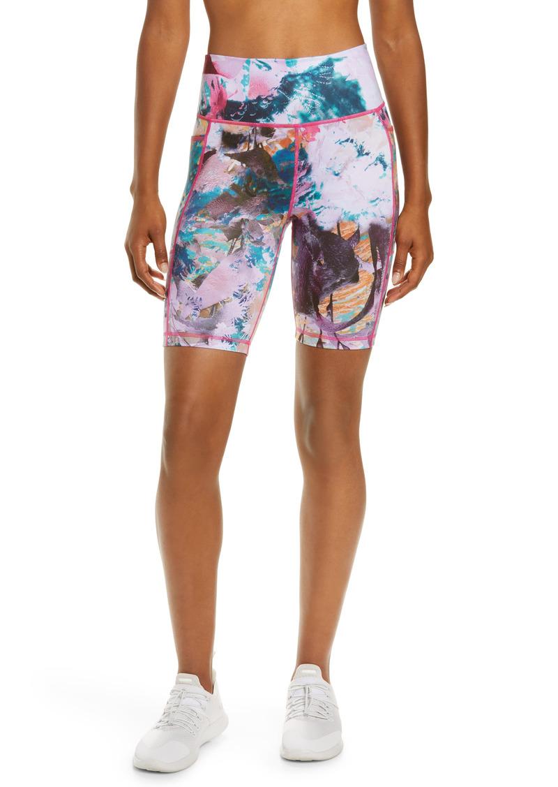 Women's Sweaty Betty Super Sculpt High Waist Pocket Bike Shorts