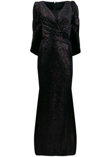 Talbot Runhof Rosin evening gown