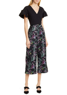 Ted Baker Darcyy Fortune Culotte Jumpsuit