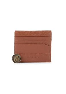 Ted Baker Leather Bi-Fold Card Case
