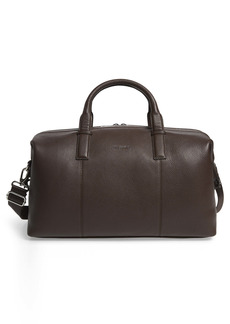 Ted Baker London Bagtron Leather Duffle Bag