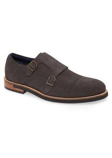 Ted Baker London Clippt Double Monk Strap Shoe (Men)