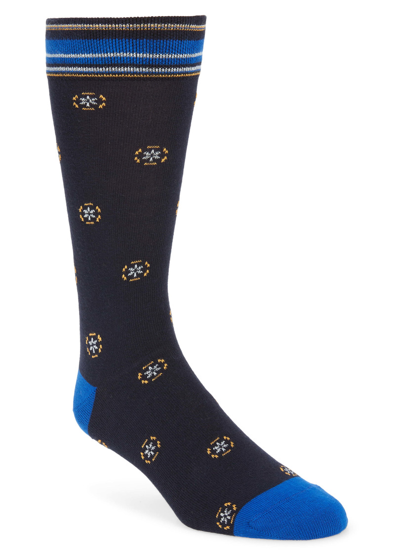 Ted Baker London Crans Geometric Socks
