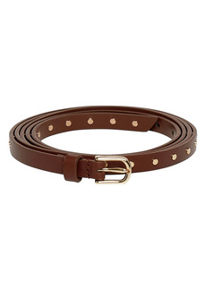 Ted Baker London Daysiie Studded Leather Belt