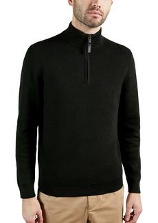 Ted Baker London Nitchip Half Zip Sweater