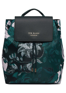 Ted Baker London Reyy Floral Drawstring Backpack