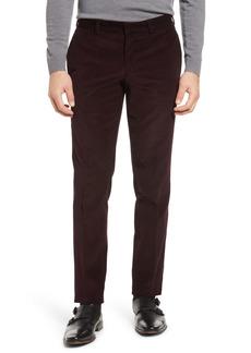 Ted Baker London Rodger Extra Trim Fit Corduroy Pants