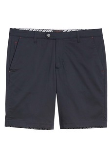 Ted Baker London Slim Fit Stretch Cotton Golf Shorts