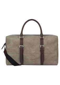 Ted Baker London Textured Faux Leather Briefcase