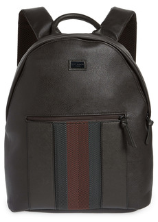 Ted Baker London Tysser Faux Leather Backpack