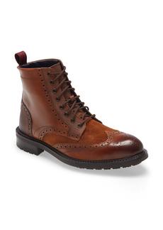 Ted Baker London Wadelin Wingtip Boot (Men)