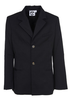Telfar Black Wool Jacket