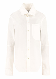 Telfar Cotton Poplin Shirt