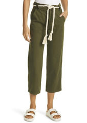 THE GREAT. High Waist Trousers