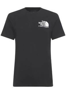 The North Face Coordinates Cotton Jersey T-shirt