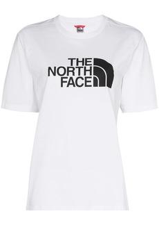 The North Face logo-print crew-neck T-shirt