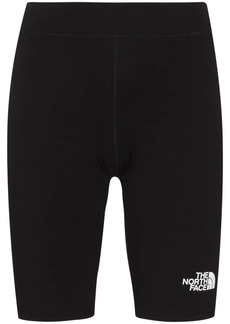 The North Face logo-print performance shorts