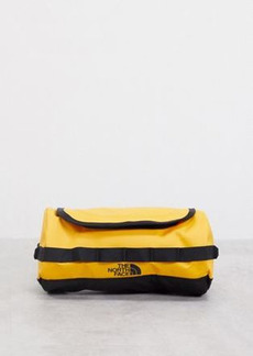 The North Face Base Camp Small travel cannister in yellow