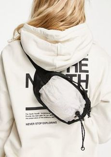The North Face Bozer fanny pack in light pink