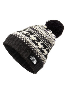 The North Face Fair Isle Deep Fit Beanie