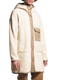 The North Face Mashup Fleece Hooded Coat