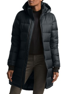 The North Face Miss Metro II Water Repellent 550 Fill Power Down Hooded Parka