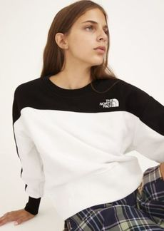 The North Face Reverse Weave Crew Neck