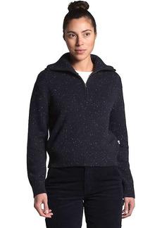 The North Face Women's Crestview 1/4 Zip Sweater