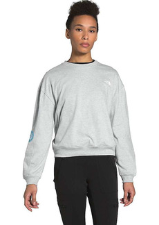 The North Face Women's Graphic Collection LS Knit Top