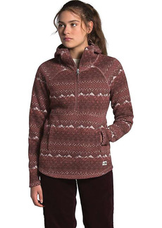 The North Face Women's Printed Crescent Hooded Pullover